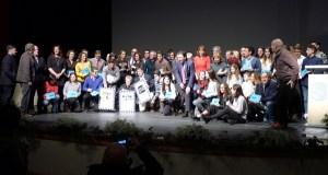A Federación Galega de Atletismo premia a Valdeorras