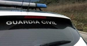 A Garda Civil detén a oito persoas no Barco por tráfico de drogas