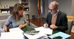 As obras da Alameda da Ponte, en Ourense, licitaranse no primeiro cuadrimestre do 2018
