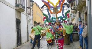 40 mascaradas tomarán Viana e Vilariño de Conso os días 13 e 14 de xaneiro