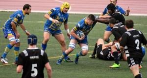 Ourense acollerá, o domingo 25 de febreiro, o España-Portugal de rugby sub-20