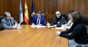 Asínase o convenio colectivo dos empregados do Consorcio de Valdeorras