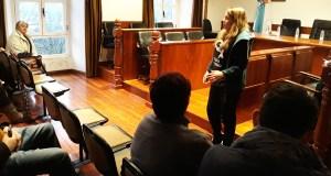 Charla da Plataforma Sanitaria de Valdeorras en Viana sobre a reforma da Lei de Saúde