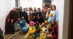As mulleres trivesas reúnense para celebrar o Xoves de Comadres