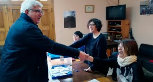 Xosé Carballido Presas, novo presidente da asociación veciñal San Breixo de Seixalbo