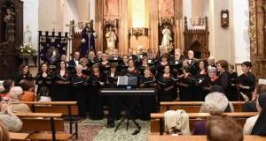 O Orfeón Valdeorrés abrirá a Semana Santa no Barco cun concerto de música sacra