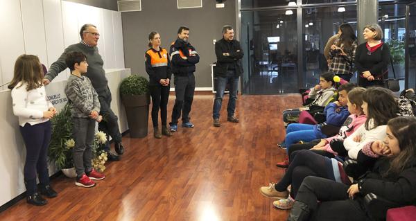 Alumnos do CEIP Condesa de Fenosa do Barco organizarán unha carreira solidaria