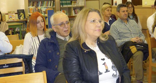 """Mª Carmen Gago Florenti, no festival de arte e poesía """"Grito de mujer"""""""