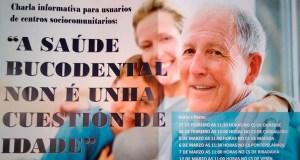 Charla informativa sobre saúde bucodental en Petín, O Barco e Viana do Bolo