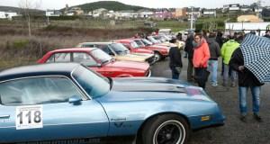 A II Concentración de Clásicos Concello de Larouco reúne a uns 70 vehículos