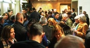 O Túnel do Viño da D.O. Monterrei na Coruña reúne a máis de 200 persoas