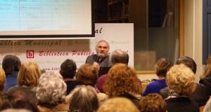 Juan Antonio Fernández Rivero abre o ciclo sobre termalismo na Biblioteca de Verín