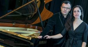 Concerto de piano a catro mans, este sábado en Sober