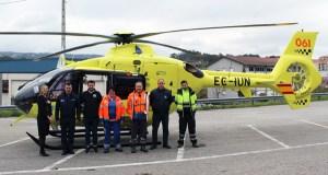 Simulacros de emerxencias na primeira xornada de Previsel, en Expourense
