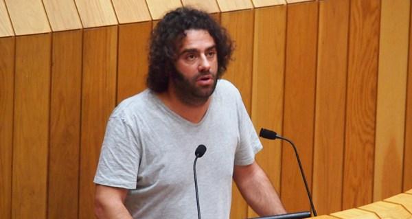 Davide Rodríguez pide no Parlamento galego melloras nas condicións de traballo dos empregados de Seaga