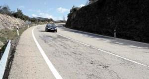 Descende a sinistralidade vial na provincia de Ourense