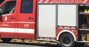 Un incendio provoca danos materiais nun piso do Barco