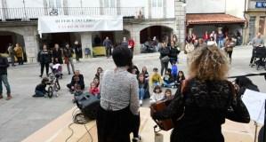 """Os contos e a música de """"O pozo das señoras"""", na III Feira do Libro de Viana"""