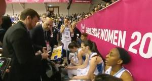 Lucas Mondelo quédase a un paso da final da Euroliga feminina de básket