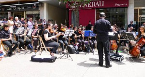 Concerto da Banda de Música do Barco no día grande da Santa Rita