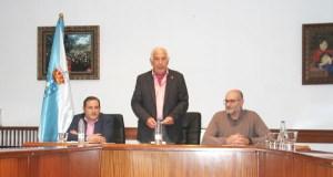 O avogado Nemesio Barxa doará a súa biblioteca persoal ao Concello de Viana do Bolo