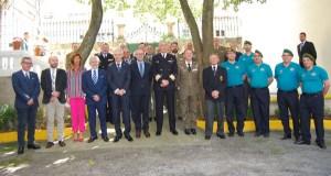 Celebración do Día da Subdelegación de Defensa, en Ourense