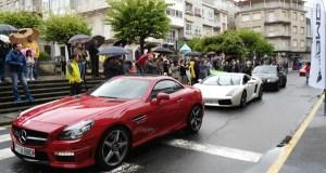 Máis de 90 coches de alta gama reuniranse este sábado no Carballiño