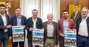 """Valdeorras prepárase para o """"Desafío 42 Ourense Termal"""", que se disputará o 19 e 20 de maio"""
