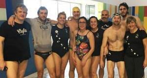 O Adas Natación do Barco competirá no galego máster de verán en Ourense