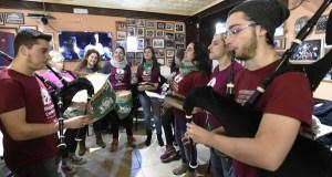 As Macizas Centrais de Trives, nos V Encontros de Cantos de Taberna nos Viños de Ourense
