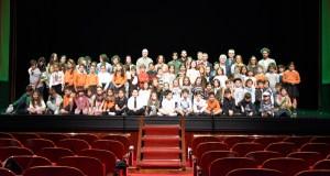 Dous colexios do Barco, galardoados nun concurso sobre o cambio climático, en Ourense