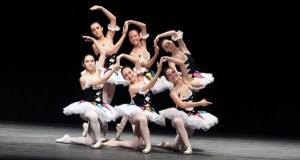 Tardes de danza no Teatro Lauro Olmo do Barco