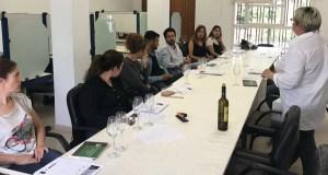 Curso de formación de camareiros na D.O. Valdeorras