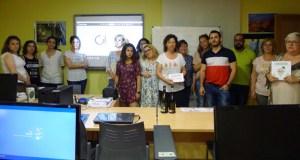 Conclúe o curso de enoturismo organizado por AEVA en Valdeorras