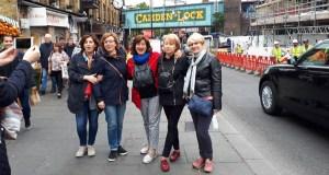 Excursión de alumnas barquenses de That's English a Londres