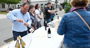 """As adegas saen á rúa na """"Festa de Portas Abertas"""" da Ruta do Viño de Valdeorras"""