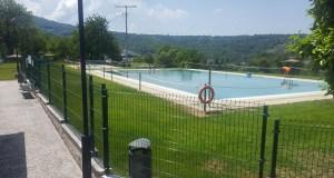 Manzaneda abre as súas piscinas municipais, recén renovadas