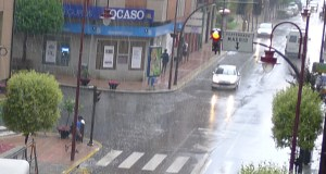 Aviso amarelo por tormentas en Valdeorras o 28 de xuño