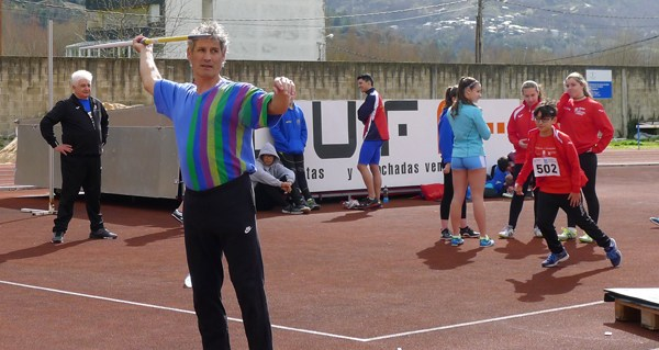Unha vintena de metais e dous récords galegos para o Adas no galego máster