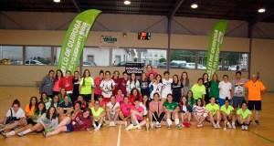 """Récord de participación e gran nivel no III Torneo Futsal Feminino """"Val de Quiroga"""""""