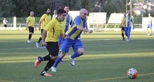 Amigable internacional de veteranos, este sábado no campo de fútbol do Aguillón