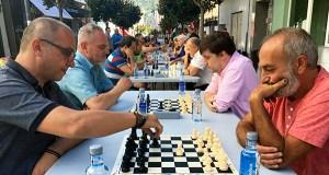 Vladimir Petkov imponse no II Aberto Internacional de Xadrez da Rúa