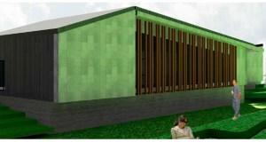 Licítase o proxecto de construción do novo centro de saúde de Paderne de Allariz