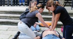 O Sergas garantirá a asistencia precoz á parada cardiorrespiratoria en toda Galicia