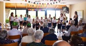 Música, teatro e merenda na 3ª Festa da Familia, o 18 de xullo na residencia de maiores do Bolo