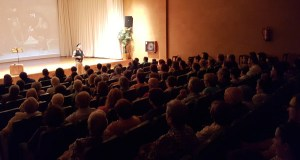 Sergio Pazos enche o Auditorio Julio Vázquez de Trives
