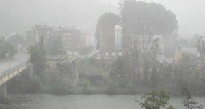 A tormenta regresa ao Barco