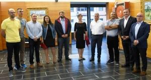 O comité avaliador da Unesco visita as montañas do Courel para valorar a súa candidatura como xeoparque mundial