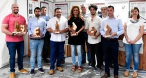 A XXI Feira do Viño de Valdeorras remata con premios e con 8.000 degustacións