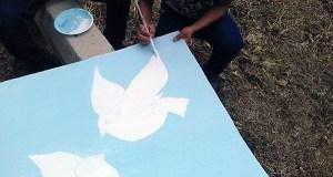 O IES Carlos Casares de Viana recibe a Placa Universal da Paz e a non Violencia